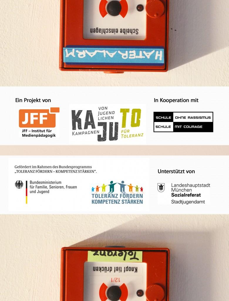 Escape the hate KAJUTO Flyer